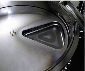Triangular Shaped Sputter Source