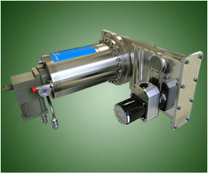 Cryogenic Vacuum Pumps with Automated   Pump Control.